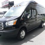 Ford 13 passenger charter shuttle coach bus for sale - Gas 8
