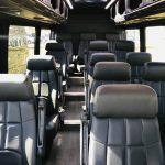 Mercedes 3500 14 passenger charter shuttle coach bus for sale - Diesel 11