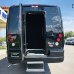 Freightliner M2 38 passenger charter shuttle coach bus for sale - Diesel 5