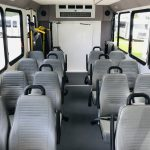 Ford E450 16 passenger charter shuttle coach bus for sale - Gas 10