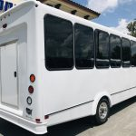 E-450 25 passenger charter shuttle coach bus for sale - Gas 3