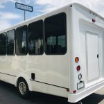 E-450 25 passenger charter shuttle coach bus for sale - Gas 6