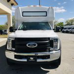 Ford F550 33 passenger charter shuttle coach bus for sale - Gas 10