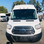 Ford Transit 8 passenger charter shuttle coach bus for sale - Gas 2