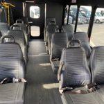 Ford E350 12 passenger charter shuttle coach bus for sale - Gas 3