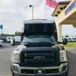 Ford F550 30 passenger charter shuttle coach bus for sale - Diesel 2
