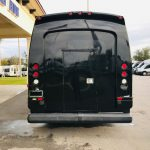 Ford F550 30 passenger charter shuttle coach bus for sale - Diesel 4