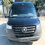 Mercedes 16 passenger charter shuttle coach bus for sale - Diesel 5