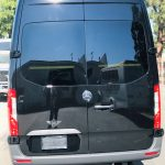 Mercedes 16 passenger charter shuttle coach bus for sale - Diesel 3