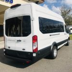 Ford Transit 350HD 12 passenger charter shuttle coach bus for sale - Gas 3