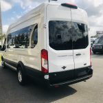 Ford Transit 350HD 12 passenger charter shuttle coach bus for sale - Gas 5