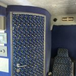 Van Hool 58 passenger charter shuttle coach bus for sale - Diesel 14