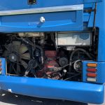 Van Hool 58 passenger charter shuttle coach bus for sale - Diesel 11