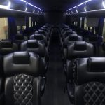 Freightliner 43 passenger charter shuttle coach bus for sale - Diesel 8