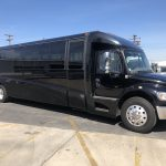 Freightliner 43 passenger charter shuttle coach bus for sale - Diesel 1
