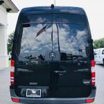 MERCEDES BENZ 16 passenger charter shuttle coach bus for sale - Diesel 4