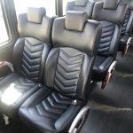 Freightliner 38 passenger charter shuttle coach bus for sale - Diesel 8