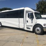 Freightliner 38 passenger charter shuttle coach bus for sale - Diesel 1