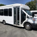 Ford Transit 3500 9 passenger charter shuttle coach bus for sale - Gas 1