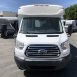 Ford Transit 3500 9 passenger charter shuttle coach bus for sale - Gas 2