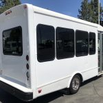 Ford Transit 3500 9 passenger charter shuttle coach bus for sale - Gas 3