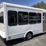 Ford Transit 3500 9 passenger charter shuttle coach bus for sale - Gas 5