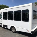 Ford Transit 3500 9 passenger charter shuttle coach bus for sale - Gas 6