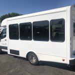 Ford Transit 350  9 passenger charter shuttle coach bus for sale - Gas 5