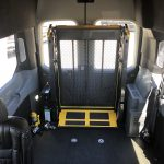 Ford Transit 350 HD XLT  8 passenger charter shuttle coach bus for sale - Gas 14