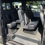 Ford Transit 350 HD XLT  8 passenger charter shuttle coach bus for sale - Gas 10
