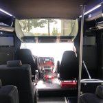 Freightliner M2 38 passenger charter shuttle coach bus for sale - Diesel 10
