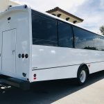 Freightliner S2C 37 passenger charter shuttle coach bus for sale - Diesel 3