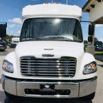 Freightliner S2C 37 passenger charter shuttle coach bus for sale - Diesel 10