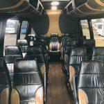 Ford E450 24 passenger charter shuttle coach bus for sale - Gas 12