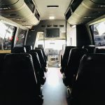 Ford E450 24 passenger charter shuttle coach bus for sale - Gas 14