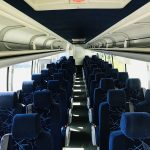 Volvo charter shuttle coach bus for sale - Diesel 9