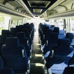 Volvo charter shuttle coach bus for sale - Diesel 11