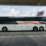 Volvo charter shuttle coach bus for sale - Diesel 4