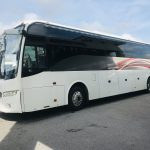 Volvo charter shuttle coach bus for sale - Diesel 6