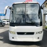 Volvo charter shuttle coach bus for sale - Diesel 7