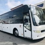 Volvo charter shuttle coach bus for sale - Diesel 1