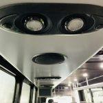Freightliner S2C 37 passenger charter shuttle coach bus for sale - Diesel 8