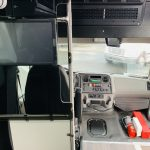 Freightliner S2C 37 passenger charter shuttle coach bus for sale - Diesel 9
