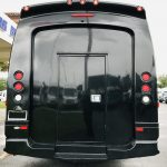 Freightliner M2 33 passenger charter shuttle coach bus for sale - Gas 4