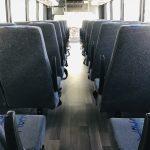 Freightliner S2C 37 passenger charter shuttle coach bus for sale - Diesel 12