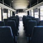 Freightliner S2C 37 passenger charter shuttle coach bus for sale - Diesel 13