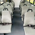Ford E450 16 passenger charter shuttle coach bus for sale - Gas 10