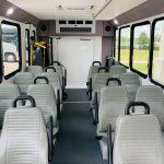 Ford E450 16 passenger charter shuttle coach bus for sale - Gas 11