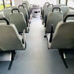 Ford E450 16 passenger charter shuttle coach bus for sale - Gas 12