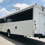 Freightliner 37 passenger charter shuttle coach bus for sale - Diesel 7